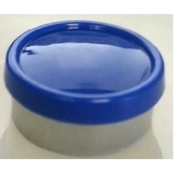 13mm Flip Off Vial Seals, Purple, Case of 1000