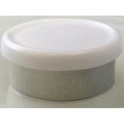 20mm Plain Vial Flip Caps, Purple, Pk 100