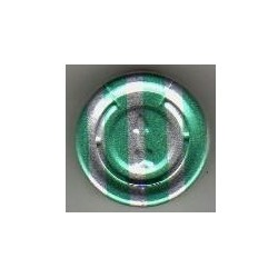 20mm Flip Off-Tear Off Vial Seals, Green, Bag 1000