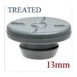 50mL Clear Serum Vials, 43x75mm, Case of 243